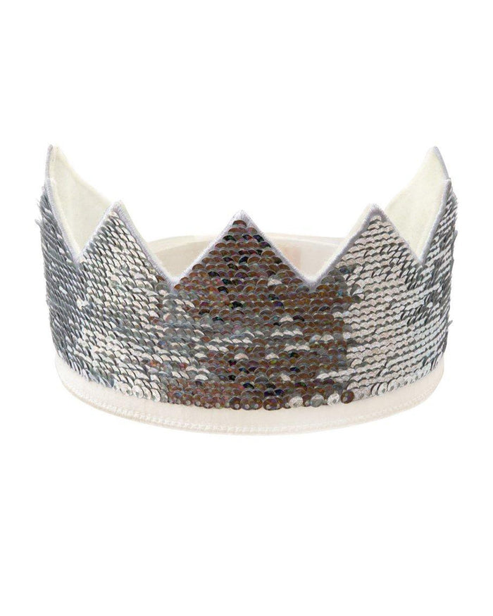 Little meri meri play iridescent sequin party crown