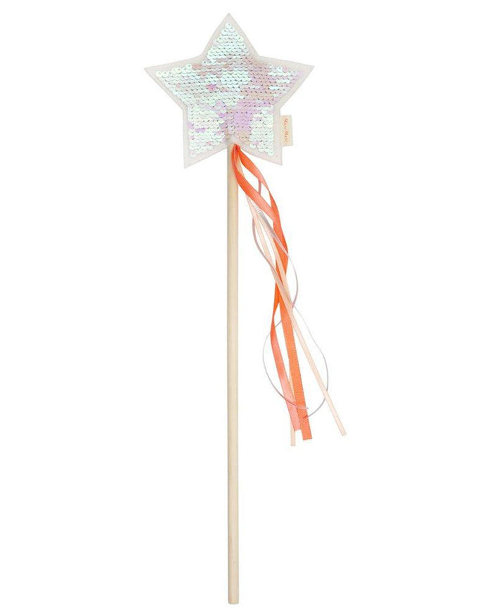 Little meri meri play iridescent sequin wand