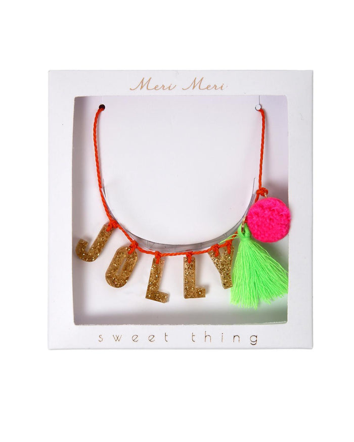 Little meri meri accessories Jolly Necklace