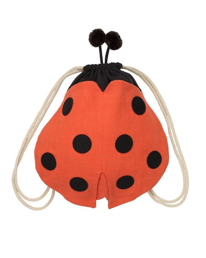 Little meri meri accessories ladybug backpack
