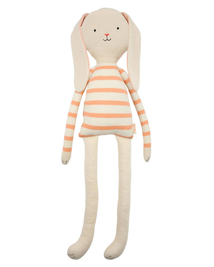 Little meri meri play large knit bunny
