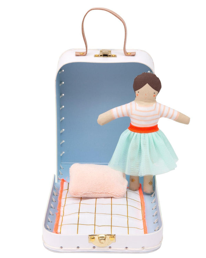Little meri meri play lila's house mini suitcase