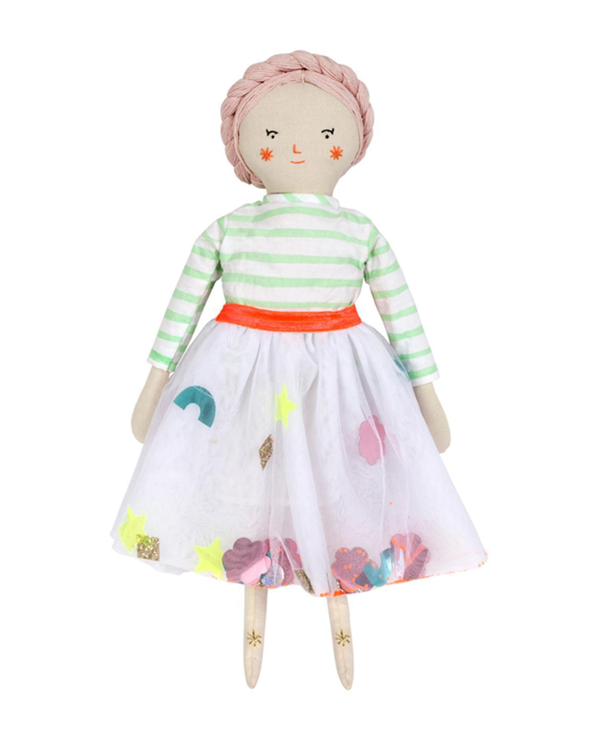 Little meri meri play matilda doll
