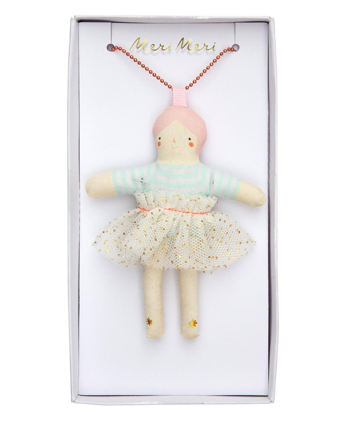 Little meri meri accessories matilda doll necklace