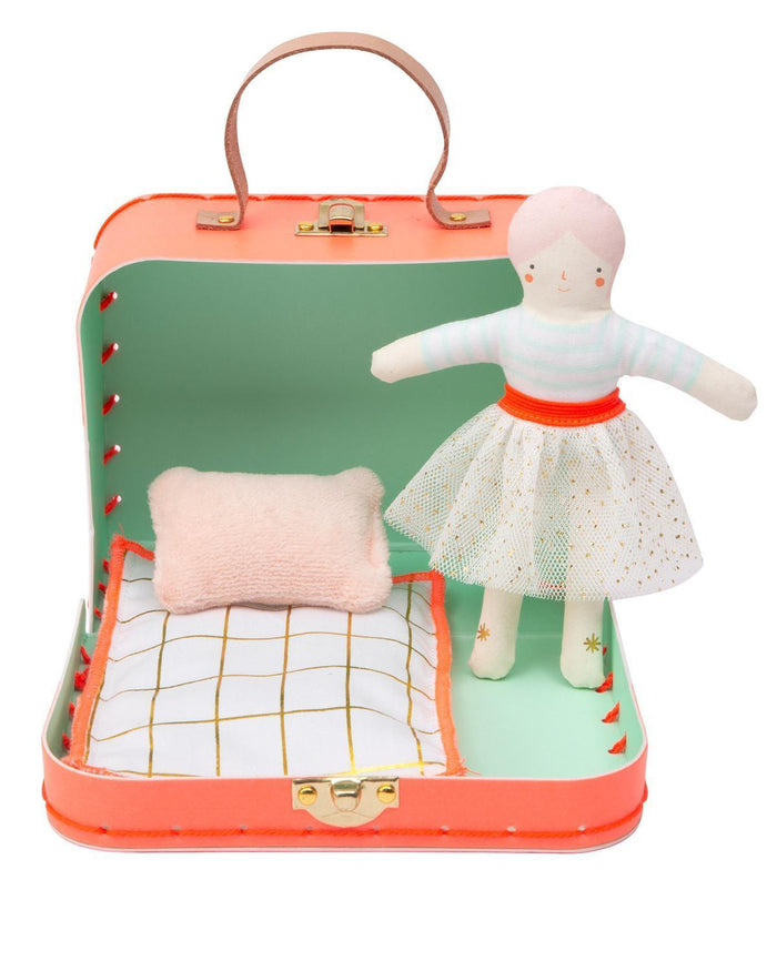 Little meri meri play matilda's house mini suitcase