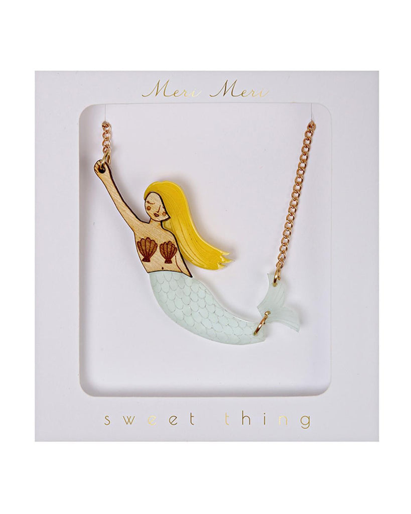 Little meri meri accessories Mermaid Necklace
