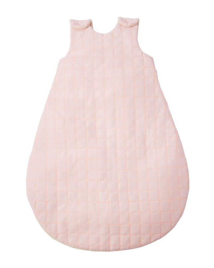 Little meri meri room 0-6m pink quilted baby sleeping bag