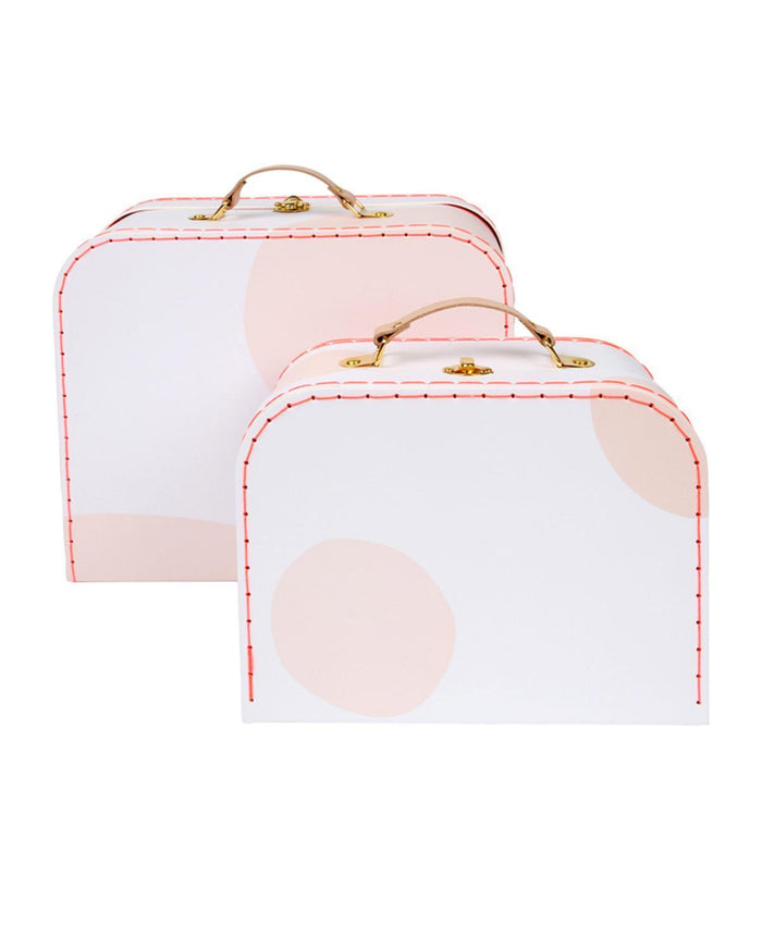 Little meri meri room pink suitcase