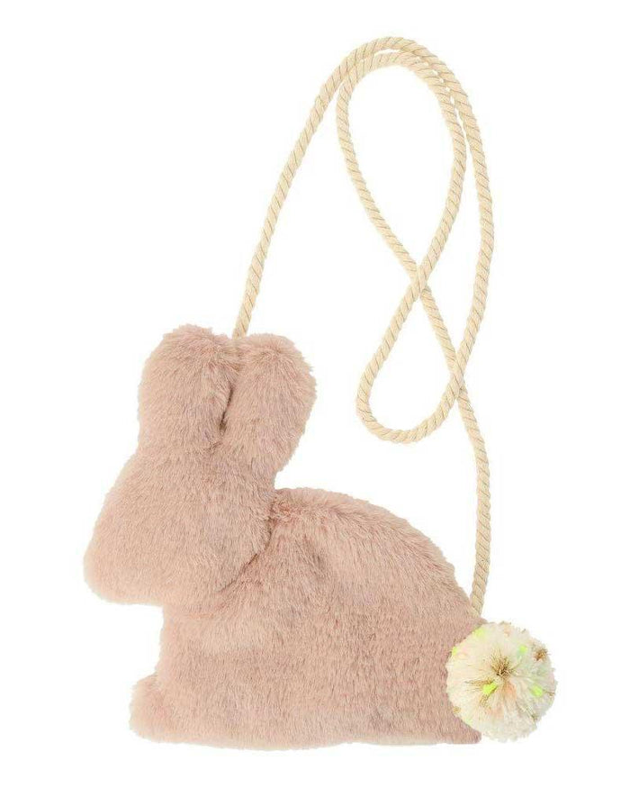 Little meri meri accessories plush bunny bag