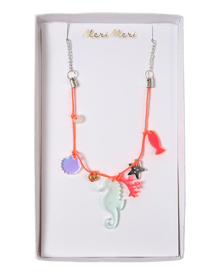 Little meri meri accessories Sea Creatures Necklace
