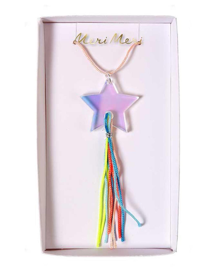Little meri meri accessories Shooting Star Necklace