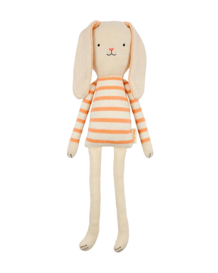 Little meri meri play small knit bunny