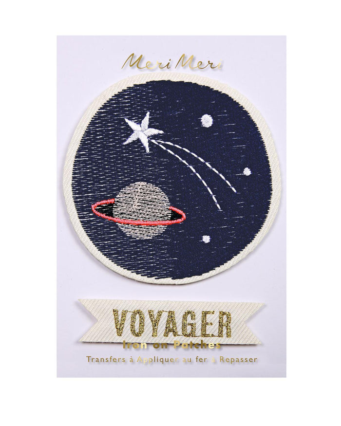 Little meri meri accessories Space Voyager Patches