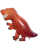 Little meri meri paper+party t-rex foil balloon