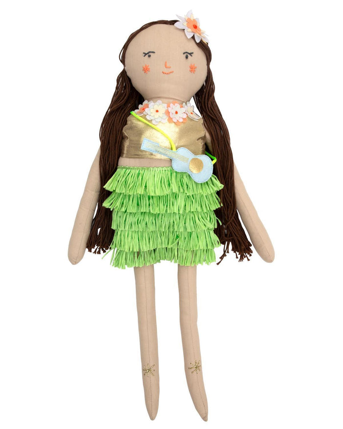 Little meri meri play tallulah hula doll