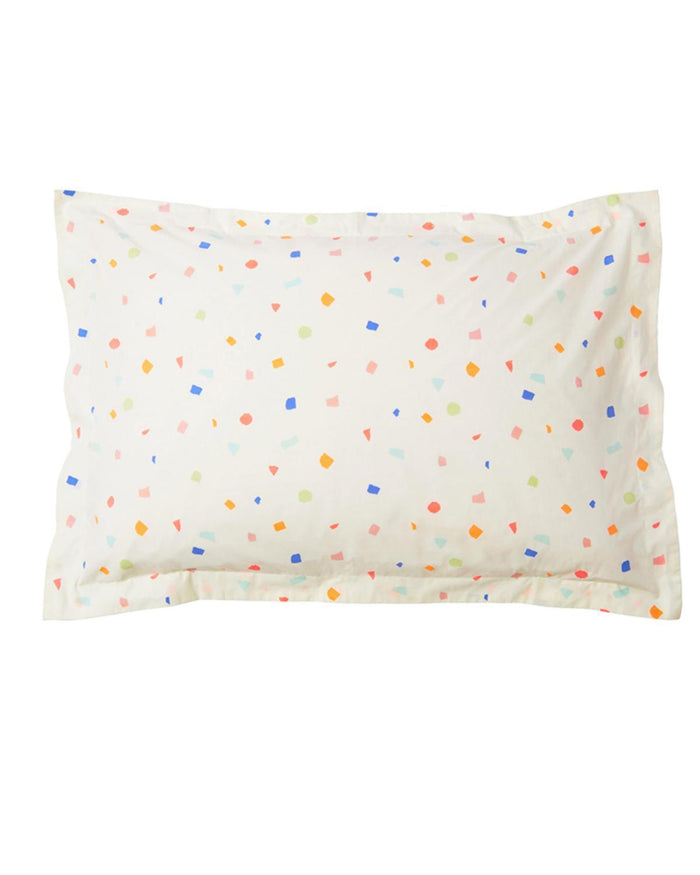 Little meri meri room terrazzo pillow sham