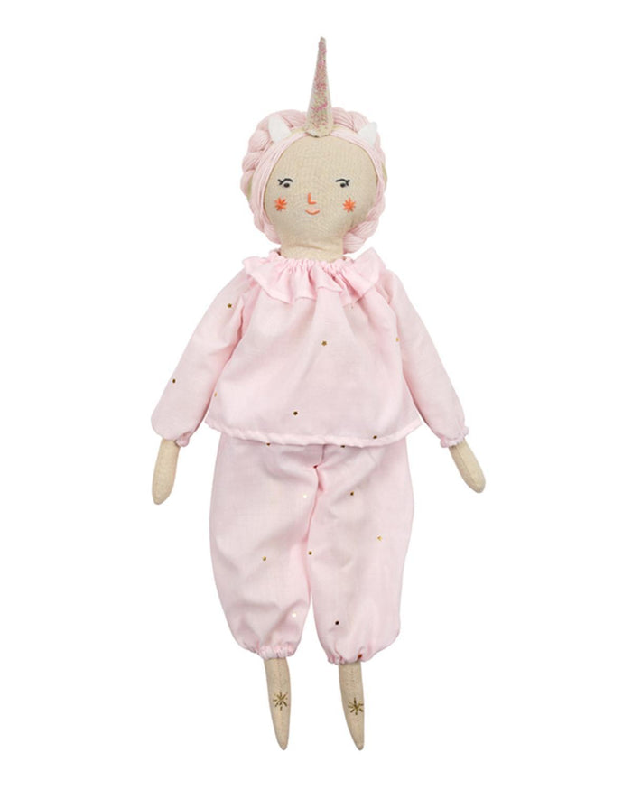 Little meri meri play unicorn doll dress-up kit