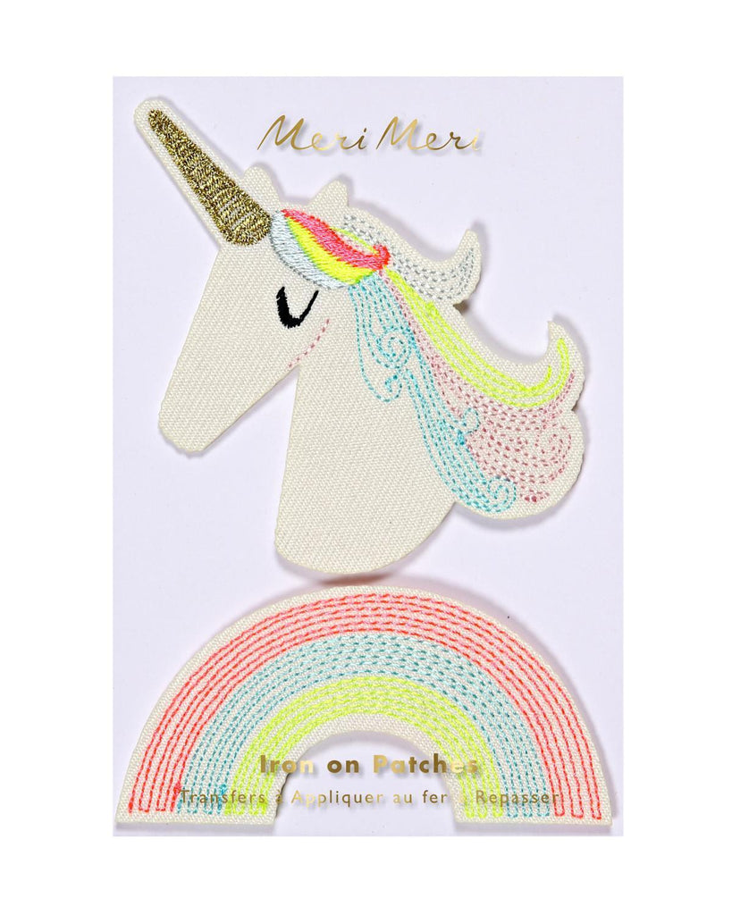Little meri meri accessories Unicorn Patches