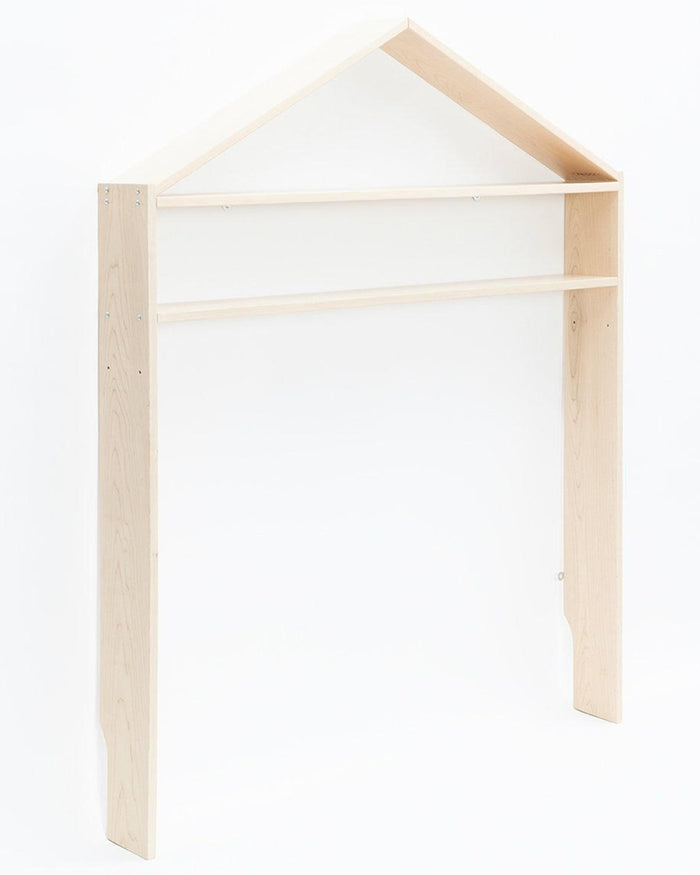 Little milton + goose room house shelf in natural