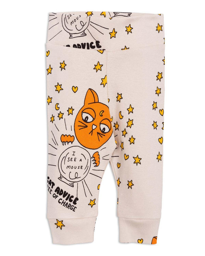 Little mini rodini baby girl 50 cat advice newborn leggings