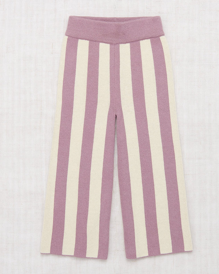 Little misha + puff girl circus pants in antique mauve