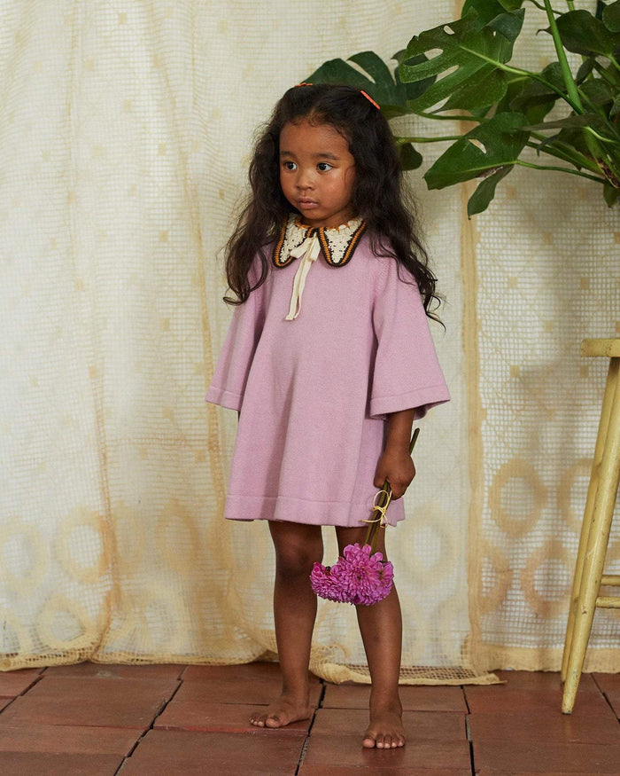 Little misha + puff girl 2-3 lily tunic dress