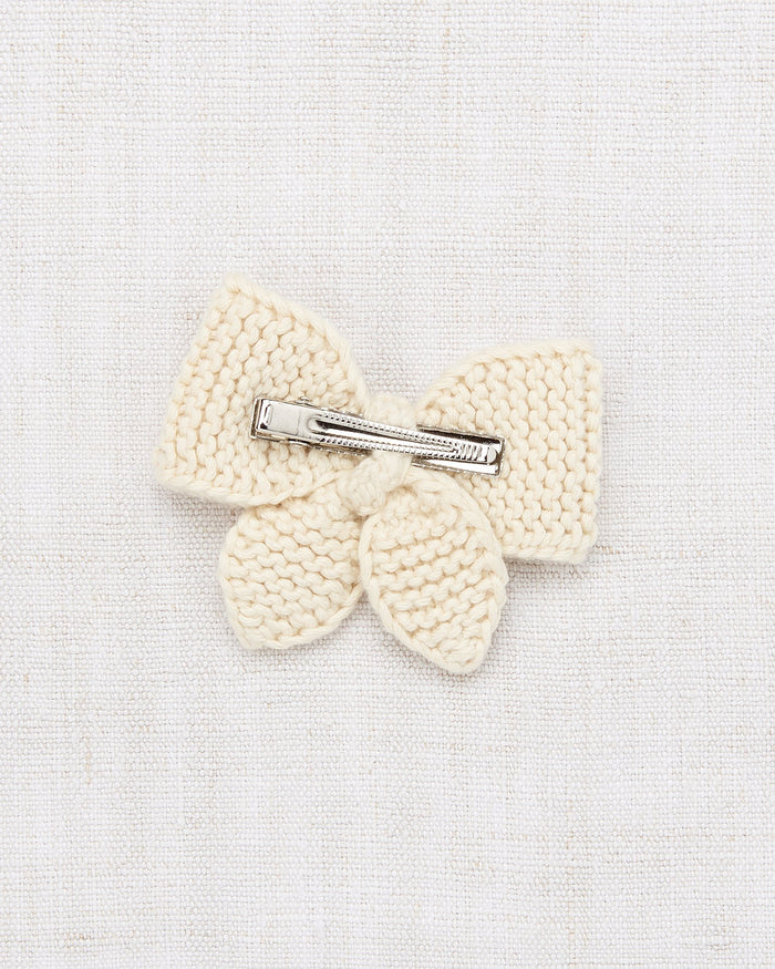 Little misha + puff accessories medium puff bow in string