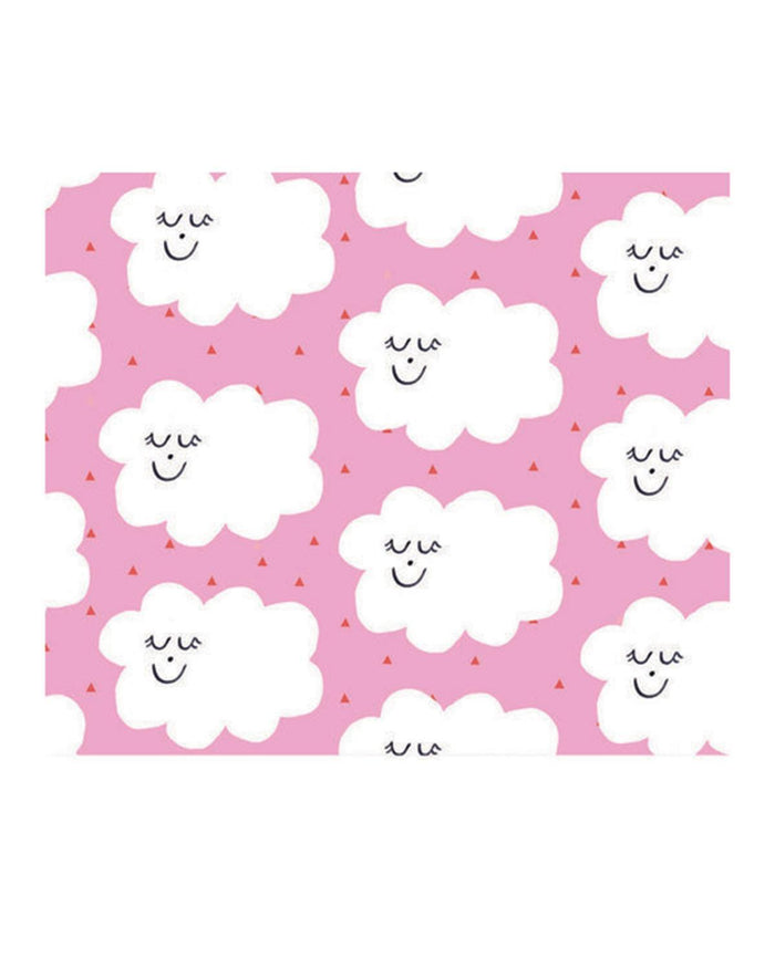 Little mr. boddington's studio paper+party oh my what cheery clouds wrap
