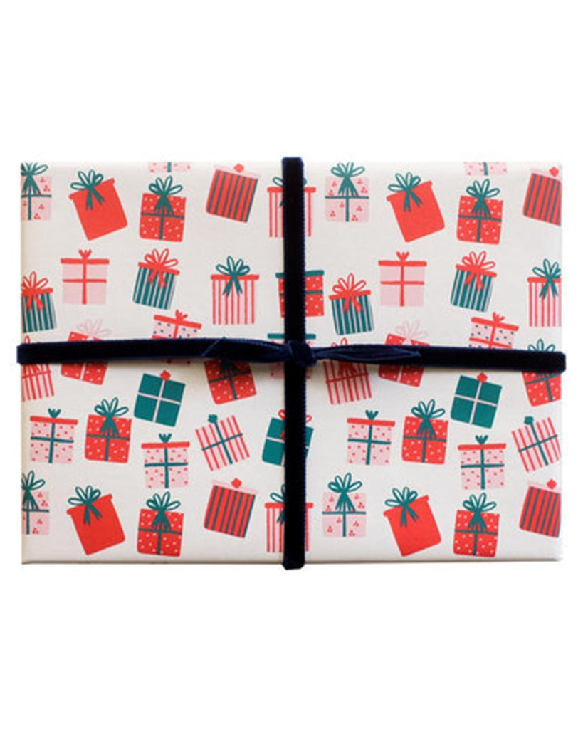 Little mr. boddington's studio paper+party open this one first gift wrap