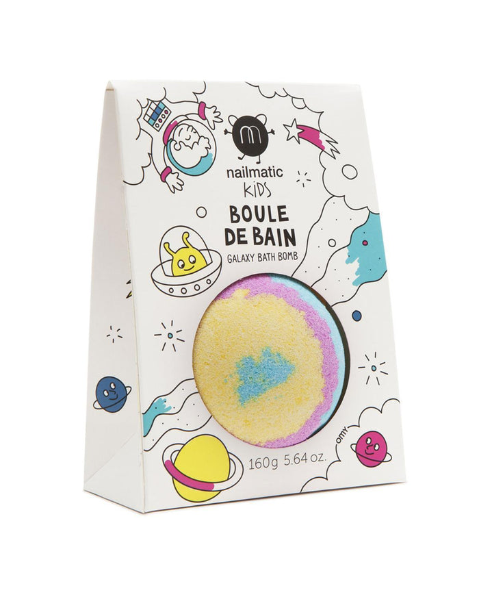 Little nailmatic room galaxy bath bomb