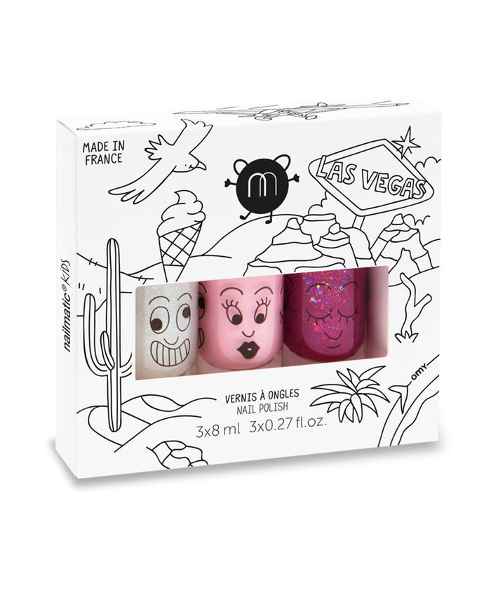 Little nailmatic accessories Nail Polish Set in Las Vegas