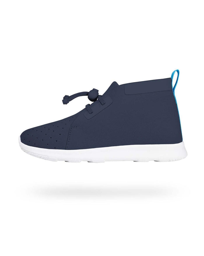 Little native shoes boy 6 AP Chukka in Regatta Blue