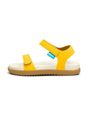Little native shoes girl c4 charley child in crayon yellow