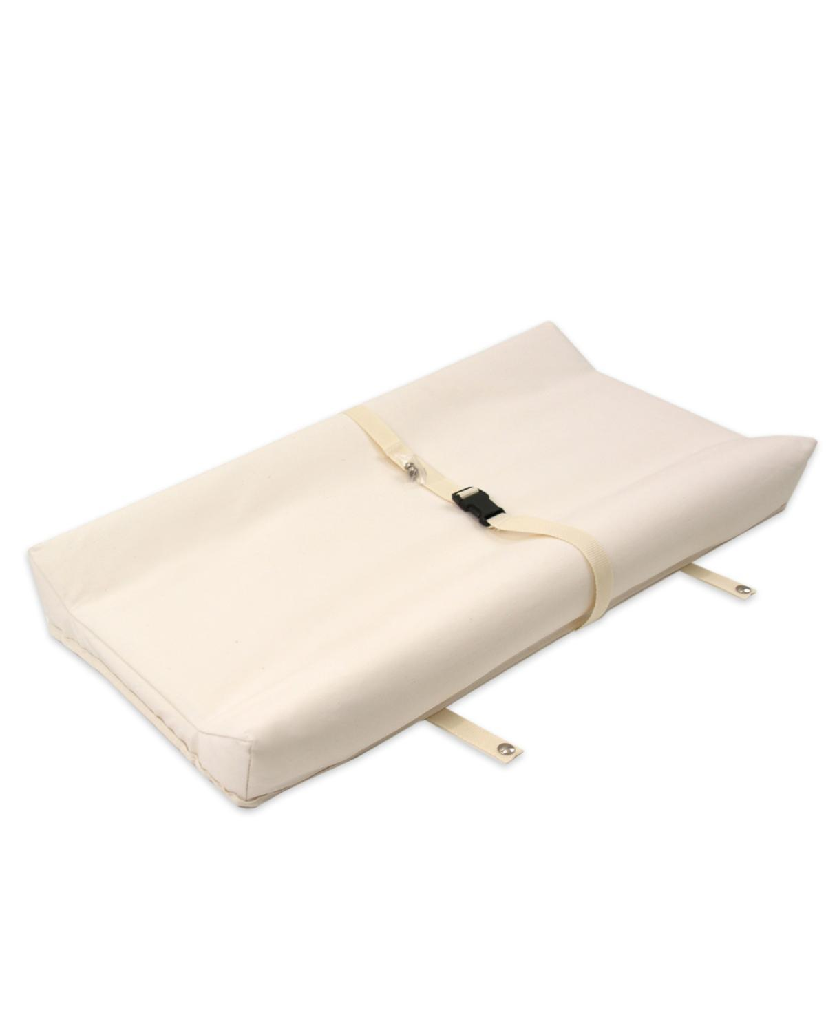 Little naturepedic room 2-Sided No-Compromise Organic Cotton Changing Pad in Natural