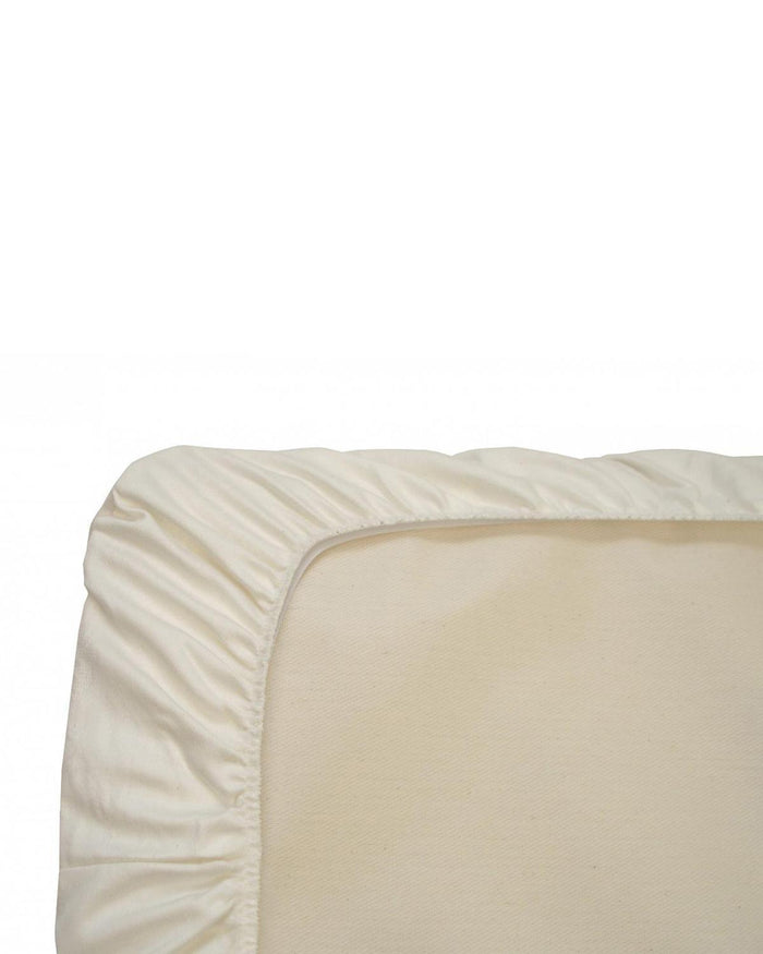 Little naturepedic room Fitted Crib Sheet