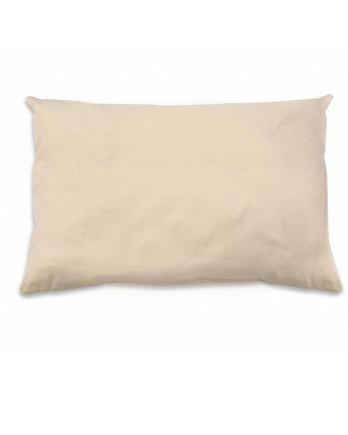 Little naturepedic room organic cotton/PLA pillow - low fill