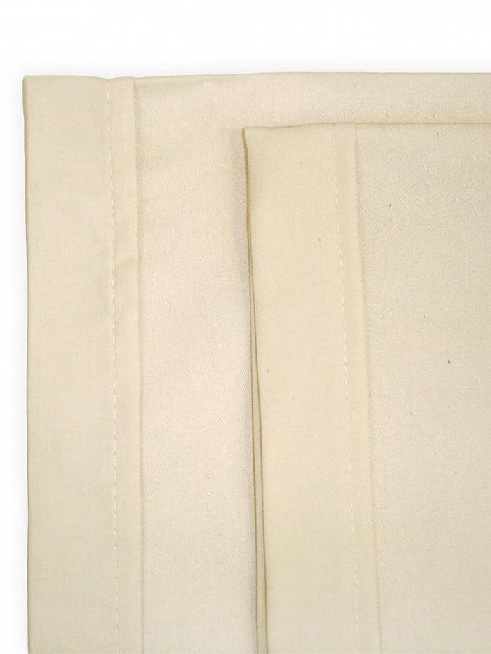 Little naturepedic room Standard Pillowcase in Ivory