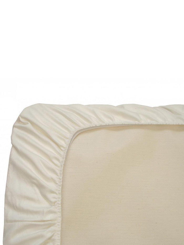 Little naturepedic room waterproof fitted crib mattress pad