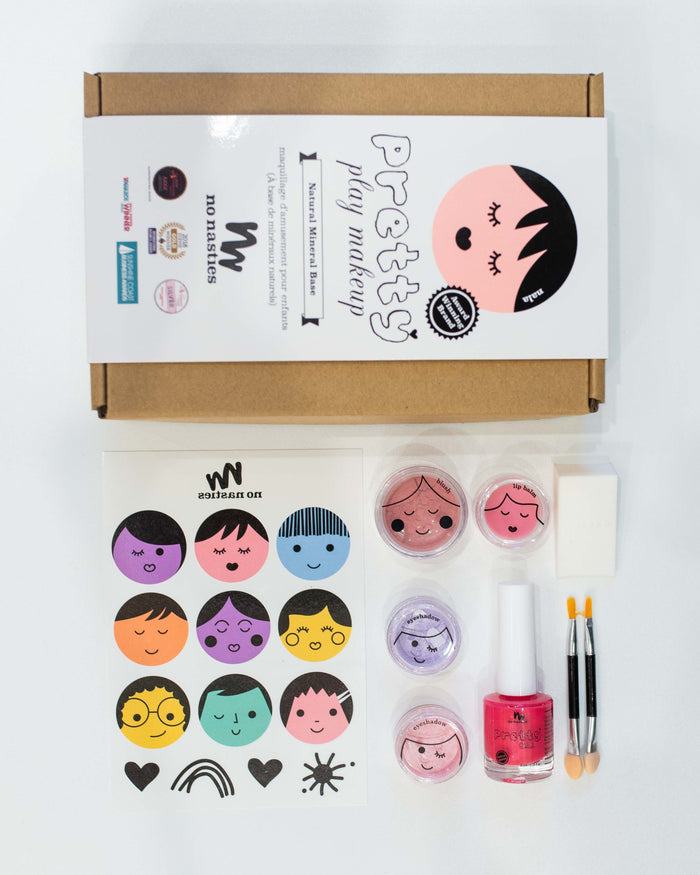 Little no nasties accessories pretty play makeup deluxe set in nala