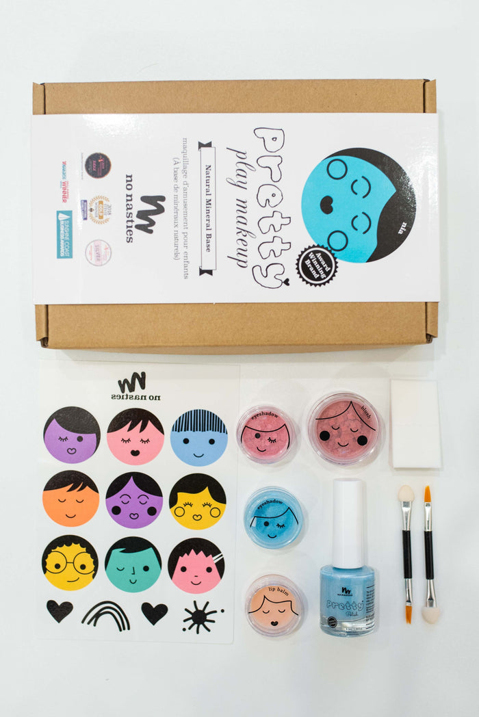 Little no nasties accessories pretty play makeup deluxe set in nia