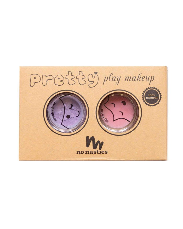 Little no nasties accessories pretty play makeup party pack in purple