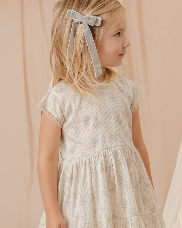 Little noralee girl betty dress in vintage floral