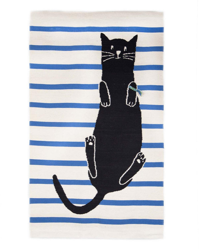 Little oeuf room 3 x 5 cat rug