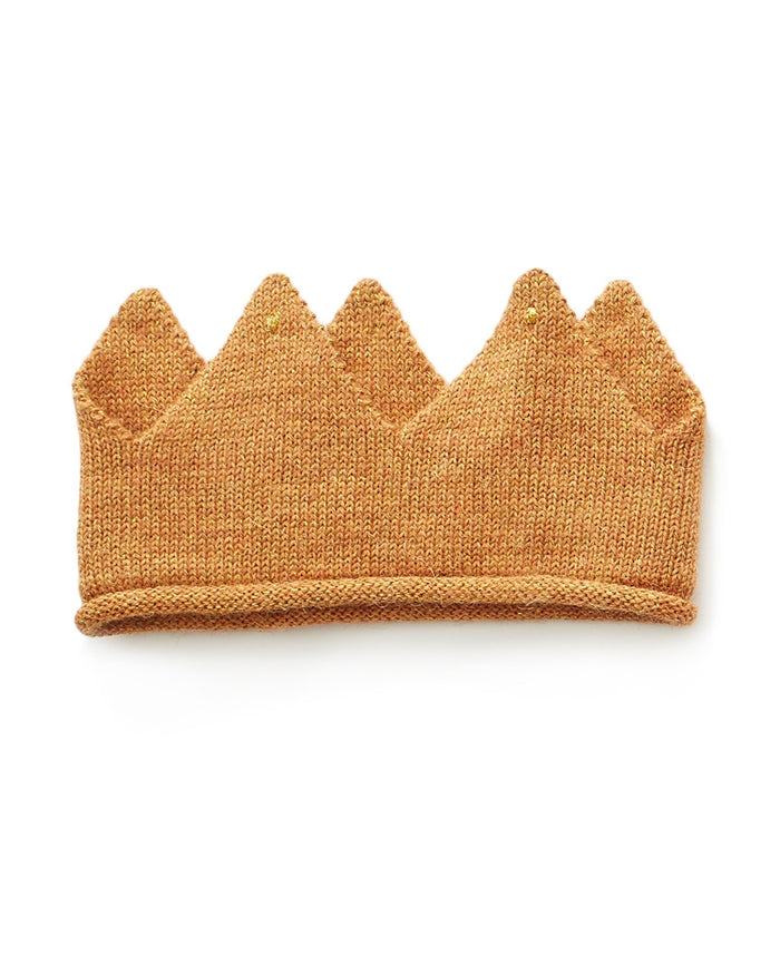Little oeuf accessories crown in gold