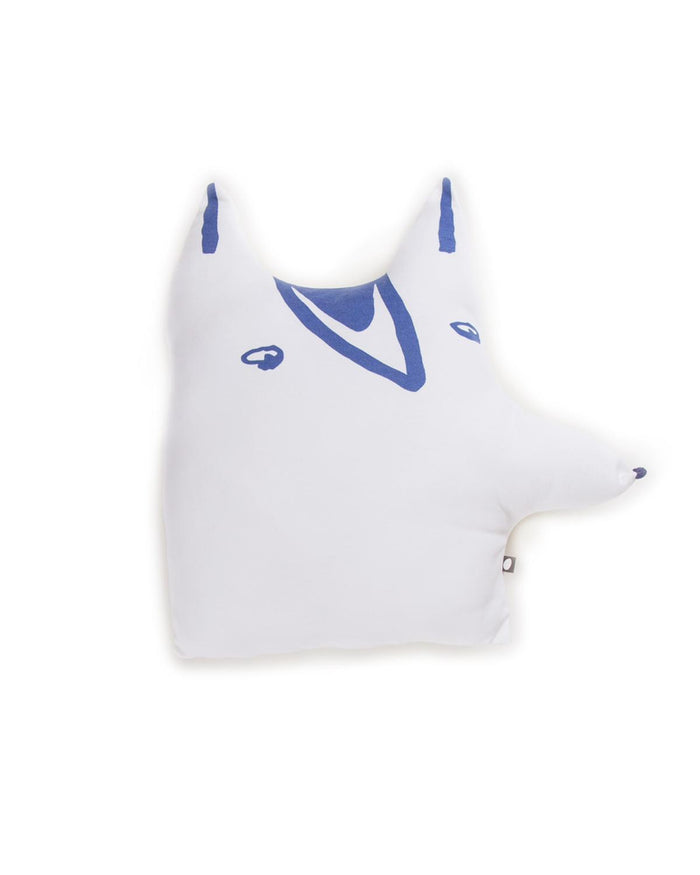 Little oeuf room Fox Shaped Pillow