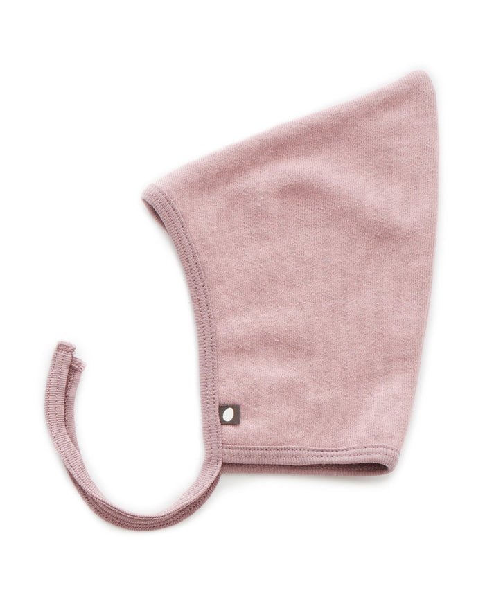 Little oeuf baby accessories pixie hat in mauve