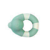 Little oli + carol baby accessories flo the floatie in mint