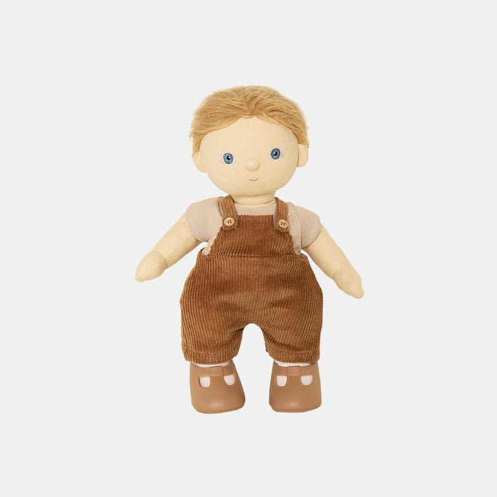 Little olli ella usa play dinkum doll esa overalls set