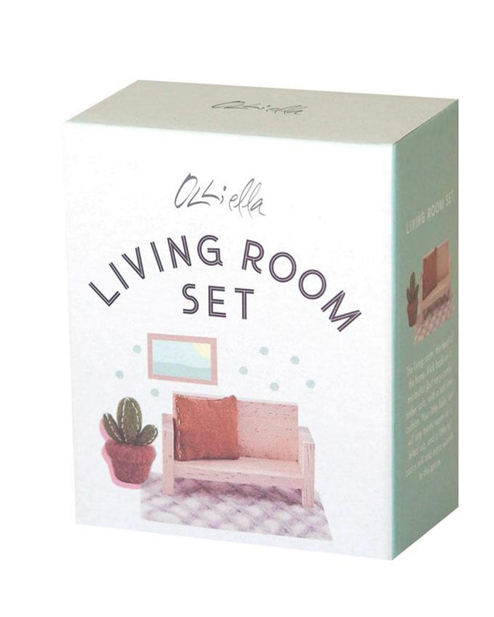 Little olli ella usa play holdie living room set