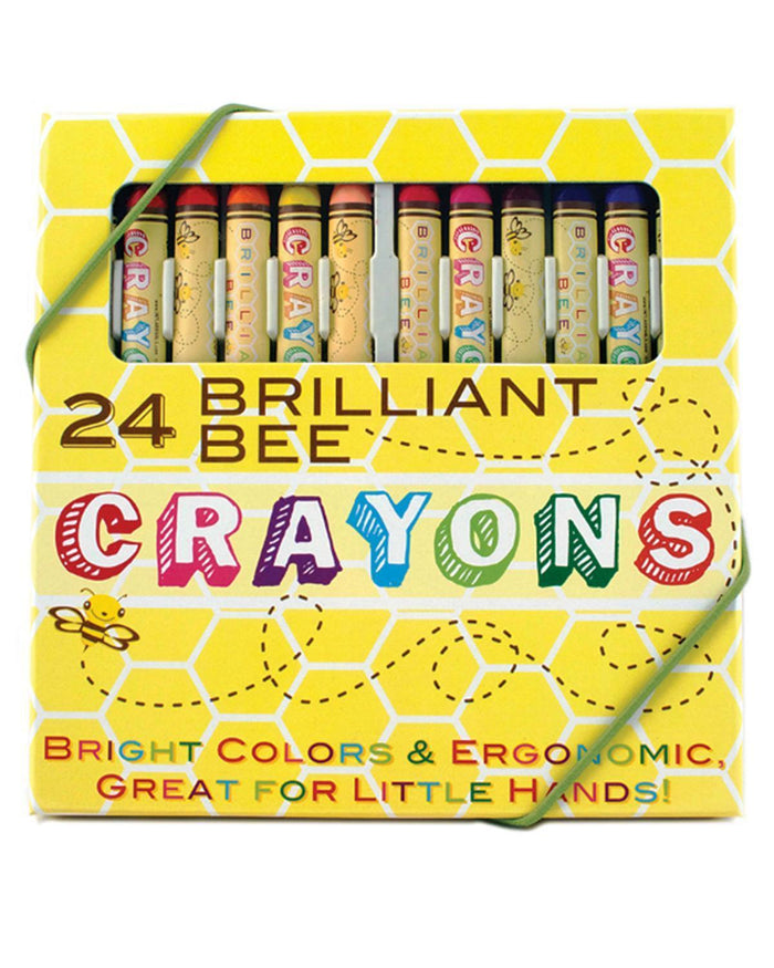 Little ooly play Brilliant Bee Crayons
